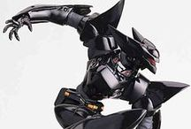 Armor, Mechas & Robots