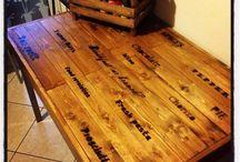 DIY! / Wood DIY