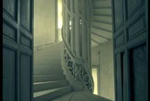 Inspiration - staircases