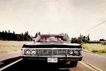 ☽ Supernatural ☾ / I have this unhealthy love for this show to the point that I care more for Sam, Dean, Castiel and Charlies lives more than my own.