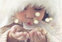 Winter Fun! / Zima daje cały wachlarz możliwości zabawy na śniegu! Zobacz jak pięknie może ją spędzić Twój maluszek :)