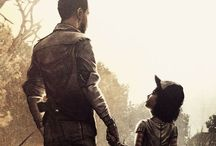 ☽ Telltales The Walking Dead ☾ / Clementine makes me happy whilst luke and lee are the reasons I cry at night.