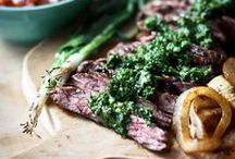 Only For Carnivores / A feast of meaty ideas for meat lovers.