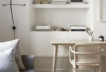 Working From Home / Ideas and inspiration to create an incredible home office.