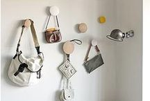 Storage / Hooks, hangers, cupboards, shelves and more to help you organise your home beautifully.