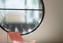 Glass + Windows / Beautiful ways to use glass in your home.