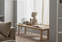 Living Spaces / Ideas and inspiration to create a warm and welcoming minimal living room