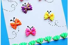 DIY & Crafts / DIY & Craft Project for adults and kids.
