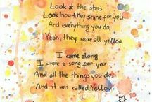 ☽ Beautiful Lyrics ☾ / Songs are pretty and they make me smile