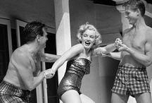 1950's / Marilyn Monroe ❤️❤️❤️❤️❤️❤️