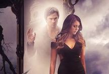 ☽ The Vampire Diaries ☾ / I was into this show when it was first released and for a while after that.. Then I stopped for like 2 years ... Now I'm back and in love again