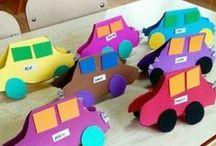 Crafts for kids / Ideoita lasten sunnuntaikokousten pitoon. Askarteluja, aktiviteetteja... :)
