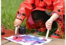Kid's Activities / Ideas to help keep your kids busy.