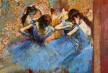 French Impressionism / The most beautiful art style to me