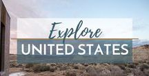 Travel the USA / Explore the Best of the United States | Visit USA | United States | Travel USA | What to Do in United States | What to See in United States | Where to Stay in United States | What to Eat in United States