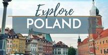 Travel Poland / Explore the Best of Poland | Visit Poland | Poland | Travel Poland | What to Do in Poland | What to See in Poland | Where to Stay in Poland | What to Eat in Poland