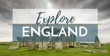 Travel England / Explore the Best of England | Visit England | England | Travel England | What to Do in England | What to See in England | Where to Stay in England | What to Eat in England