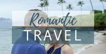 Romantic Travel / Check out the best destinations for honeymoons, anniversaries or just a romantic getaway! Plus: hotels, resorts and more ideas for couples looking for tips when planning a romantic getaway. Whether it's a romantic road trip, an escape at home in the USA, in charming Europe or further afield!