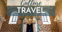 Culture Travel / Here are some of my favorite travel articles about culture - the arts, architecture, history, storytelling, literary travel, you get the picture!  Find out the best destinations for education, mental stimulation, and exposure to the beauty of cultures around the globe.