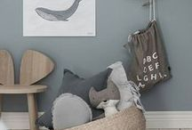 Minimal Nursery / Create a minimal, gender-neutral nursery that's a calming space for baby and you.