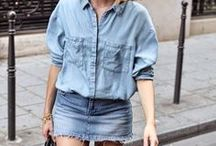 It's All About The Denim / A feed for fellow denim addicts