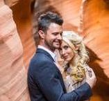 Kayla and Tyler: Antelope Canyon Engagement Photography / Kayla and Tyler: Antelope Canyon Engagement Photography