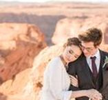 Rachael and Joel: Horseshoe Bend Elopement and Wedding Photography / Rachael and Joel: Horseshoe Bend Elopement and Wedding Photography