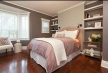 Bedroom Inspiration / All the inspiration you need to create the bedroom of your dreams. For more information visit http://scottmcgillivray.com