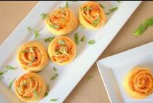 Appetizers / Recipes and inspiration for appetizers, hors d'oeuvres, canapés, and finger foods.