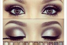 Hair, nails & Makeup