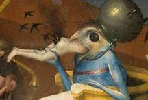 Hieronymus Bosch / by William Medina