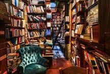 Books & Words / by Nina Machlin Dayton
