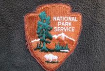National Parks, Monuments & Preserves / outdoor America / by Sandi Seashell