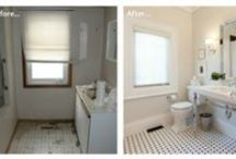 Before and Afters / Any space, no matter how rough, has the potential to be transformed into something great. Check out these before and after photos for ideas on how to transform your home. For more information visit http://scottmcgillivray.com/renotoreveal/