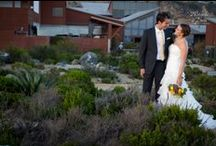 Ocean Institute, Dana Point / We love this nautical gem tucked into the hillside bay of Dana Point. With stunning seascape vistas and a completely unique experience for guests, we hope you enjoy the vibrancy and excitement of this fun venue! XO, 2 Rings & A Dress Photographers
