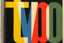 логотипы и типографика / typography / by Ekaterina Sidorova