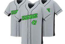 Custom Baseball Uniforms & Apparel / Design custom apparel for players, coaches & fans! http://www.teamsportswear.com/custombaseballuniforms