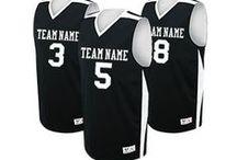Custom Basketball Uniforms & Apparel / Design custom apparel for players, coaches & fans! http://www.teamsportswear.com/custombasketballuniforms