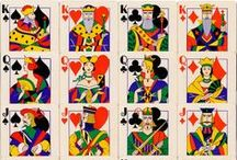 Playing cards / by Studio Tabitha