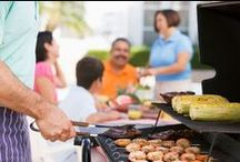 BBQ / Nothing says summer like firing up the grill and cooking outside / by Scott McGillivray
