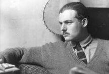 Ernest Hemingway / Discover Parist trough the eyes of Ernest Hemingway