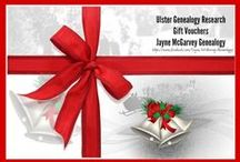 Christmas Gift Vouchers / Gift Vouchers something different, presents I can send in the post