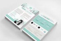 Huisstijl ontwerp / Logo en huisstijl ontwerp. ( briefpapier, visitekaartje, envelop, cadeaubon, flyer etc...)