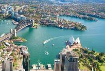 • Australia | Round trip •
