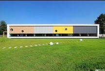 Przedszkole atrialne Kids&Co Ostrów Mazowiecka / kids design - kindergarten