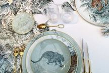 TABLE LAYOUT, TABLEWARE
