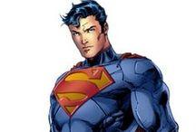 superheroes veneration
