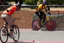 Bike Polo / by EighthInch Bikes