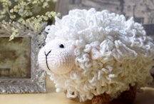 Cute Soft toys / Thanks to the art of amigurumi, we have those beautiful creations