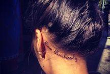 Tattoos / by Austin Daley